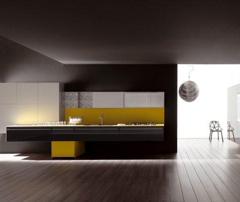 Valcucine Kitchens, Artematica Vitrum