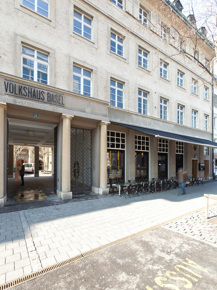 Volkshaus Basel