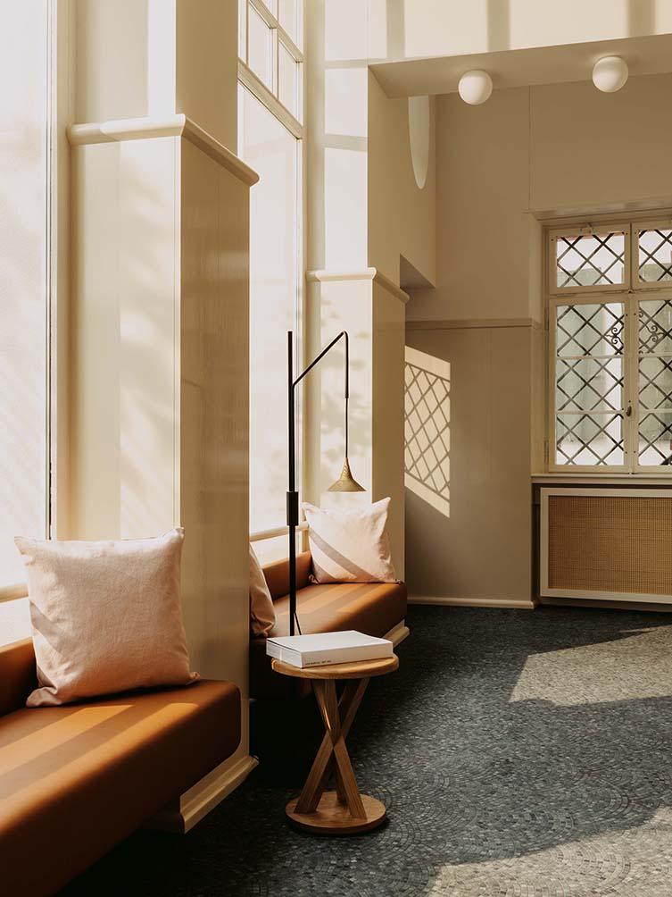 Volkshaus Basel, Design Hotel