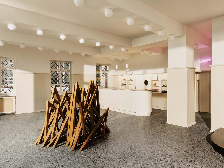 Volkshaus Basel, Design Hotel Basel by Herzog & de Meuron