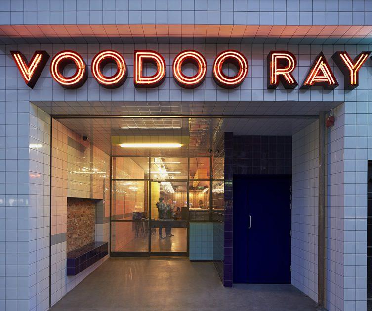 Voodoo Rays, Dalston
