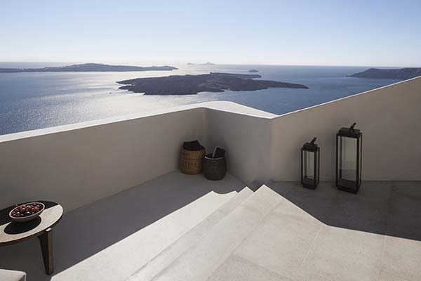 Vora Villas Santorini, Private Villa Design Hotel by K-STUDIO