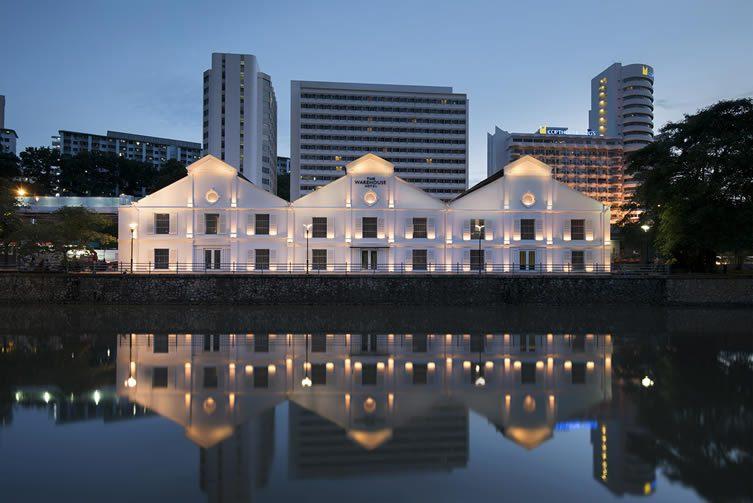 Warehouse Hotel Singapore
