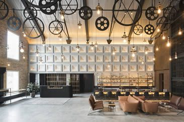 The Warehouse Hotel, Singapore