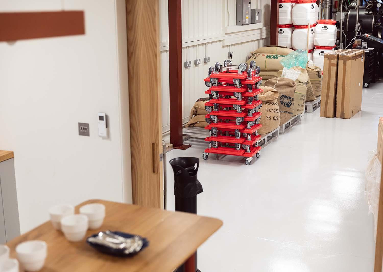 Watch House Roastery Bermondsey, London Third Wave Coffee Roasters