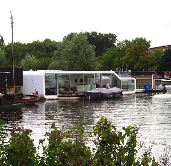 Watervilla De Omval, Amsterdam