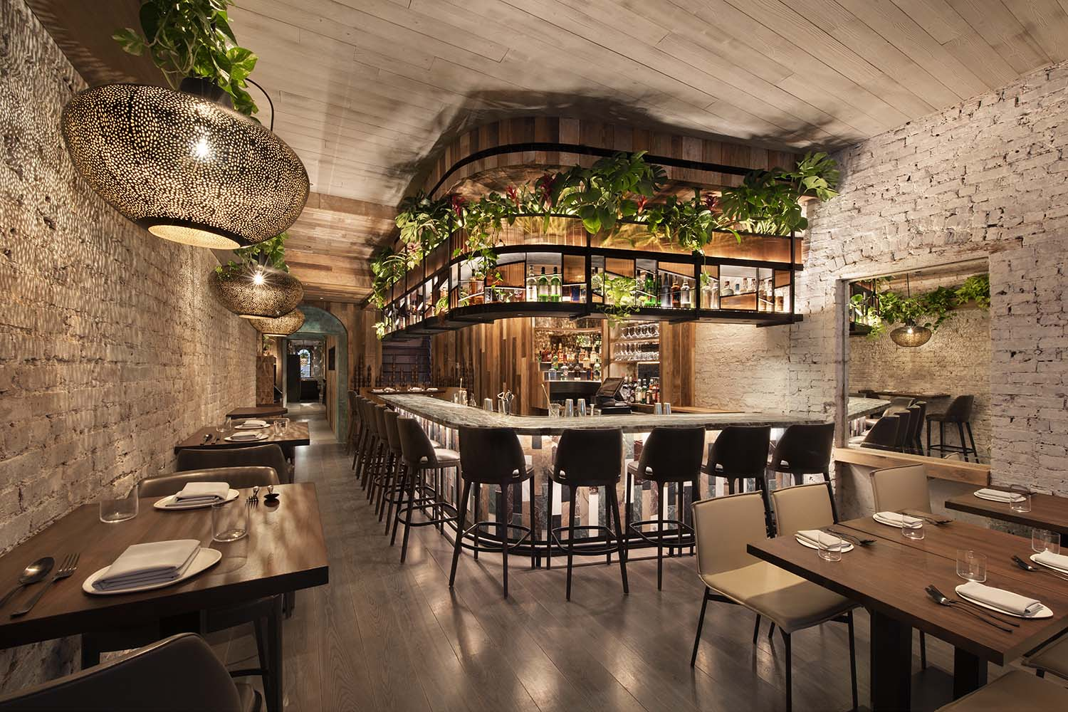 Nolita S Wayan Brings Tropical Flavours And Aesthetics To New York City
