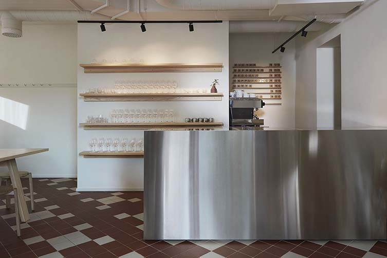 Way Helsinki, Bakery and Wine Bar Designed by Studio Joanna Laajisto