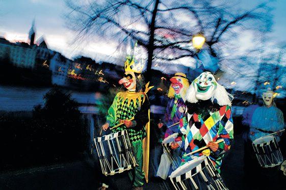 Basel Fasnacht/Carnival