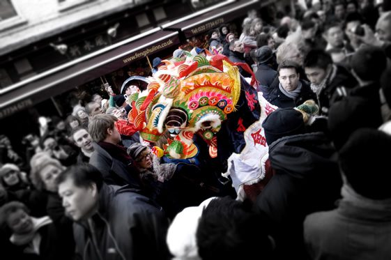 Chinese New Year Celebrations, locations throughout London