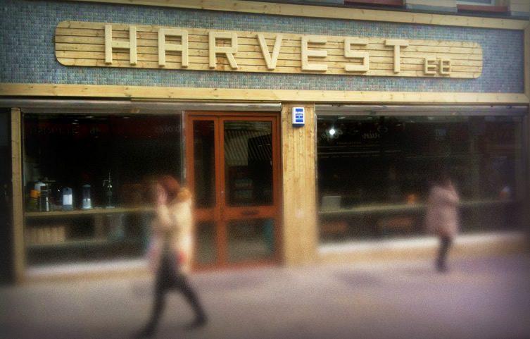 Harvest E8; Dalston