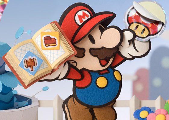 Paper Mario; Pop-Up Diner