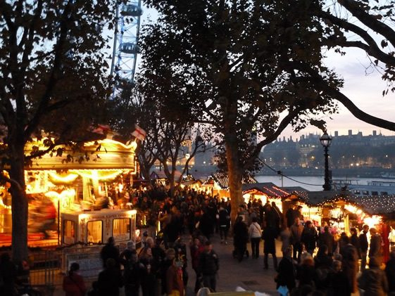 The Winter Festival; Southbank Centre