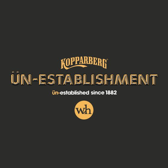 We Heart & Kopparberg Present ün-establishment