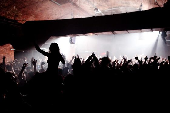 Warehouse Project, New Year's Day