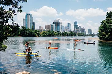 Exploring Wellness in Austin, Texas