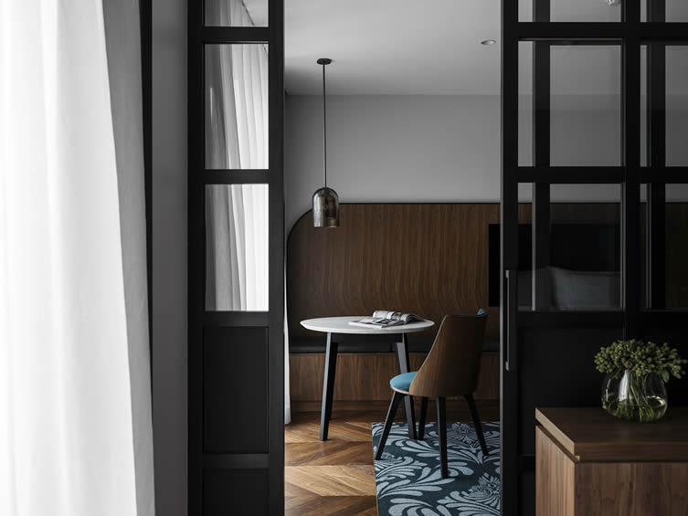 West Hotel Sydney, Curio Collection by Hilton, Barangaroo Darling Harbour Design Hotel