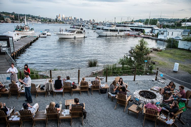 Westward — Seattle
