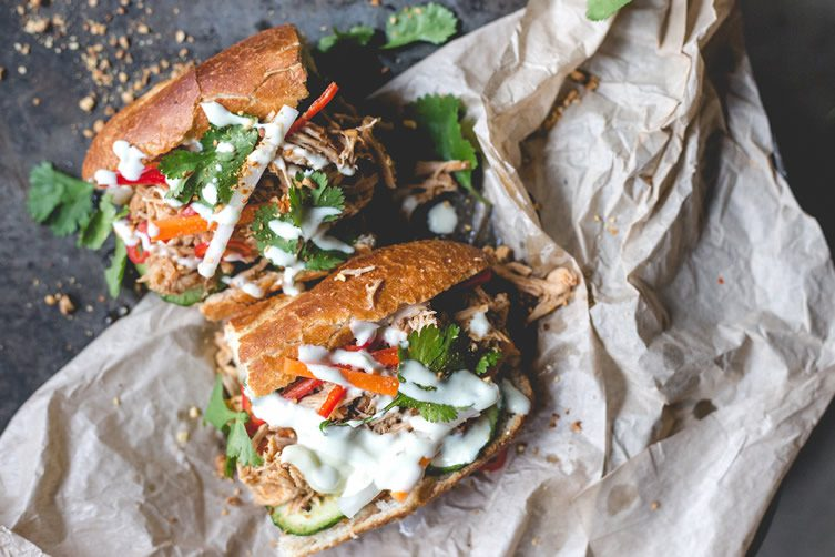 Whaam Bánh Mì spices things up in Soho with its take on the classic Vietnamese sandwich...