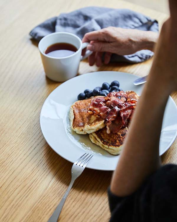 Where the Pancakes Are Fitzrovia London Pankcake Restaurant by Overtreders W
