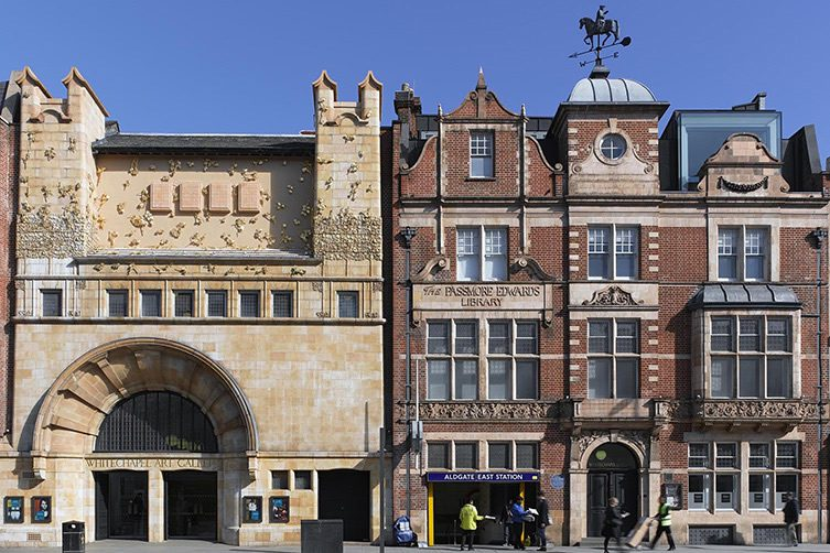Spring Offerings at the Whitechapel Gallery