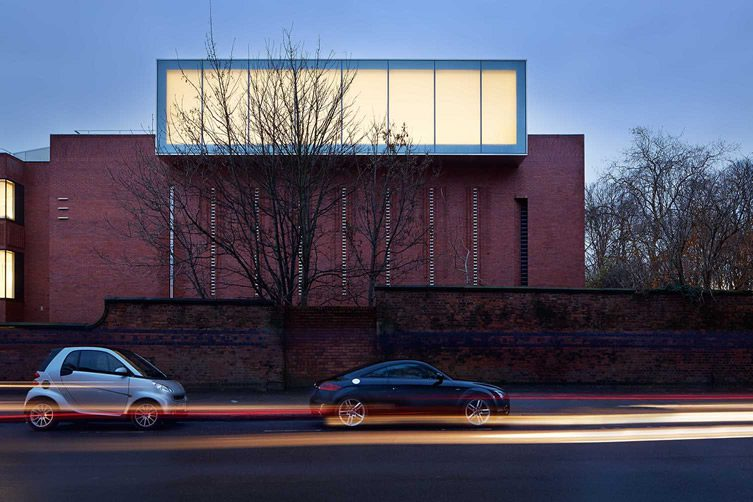 The Whitworth Gallery —Manchester