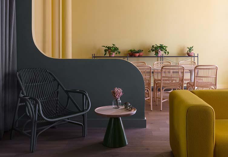 Whitworth Locke Manchester Design Hotel by Locke, designed by Grzywinski+Pons