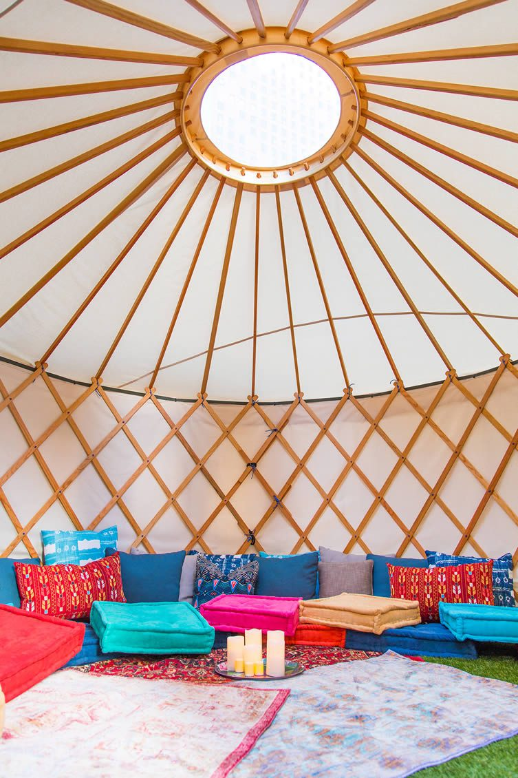 Extreme Wow Outdoor Glamping Suite