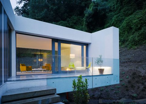Hills young architects odos won best house at the irish architecture