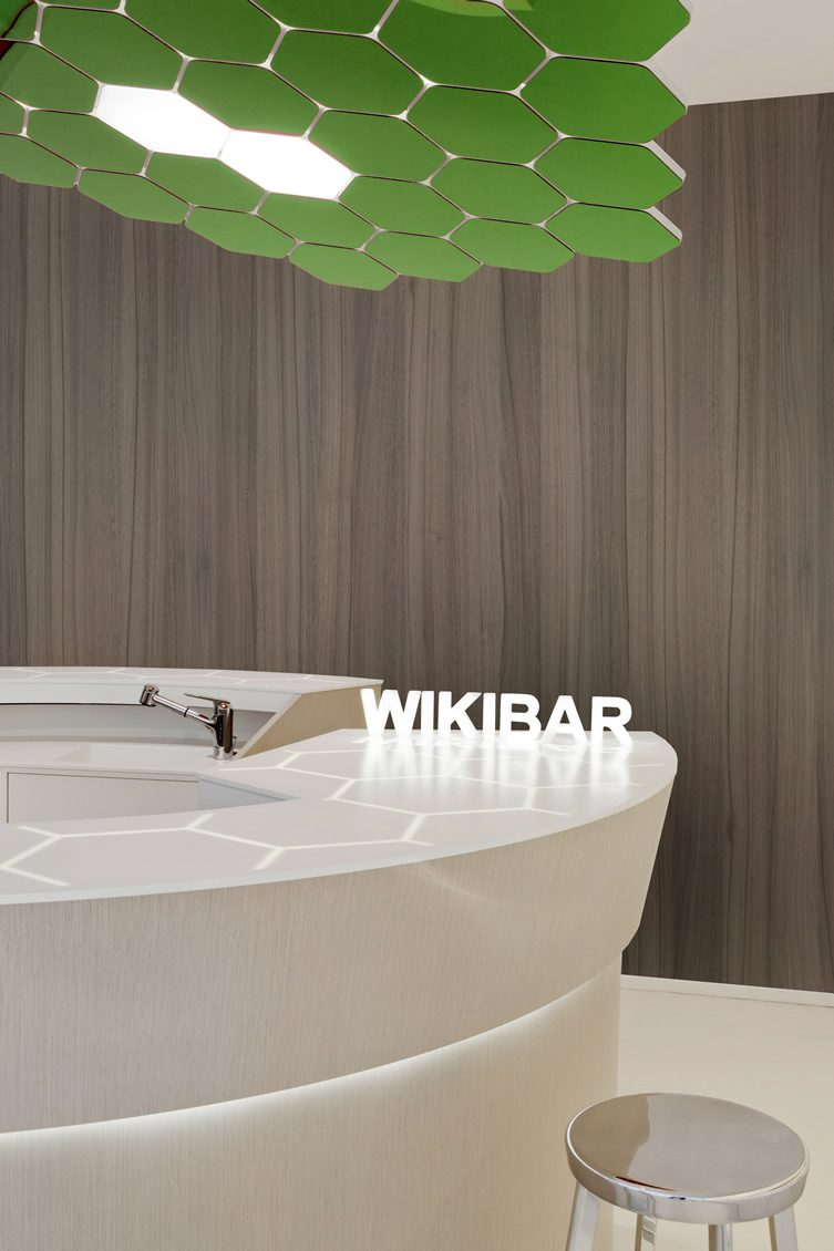 WikiBar, Paris