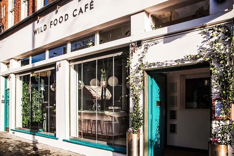Wild Food Café Islington, Covent Garden Vegan Restaurant Opens New Outpost in Islington