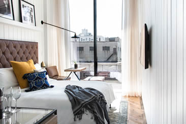 The Williamsburg Hotel, Brooklyn