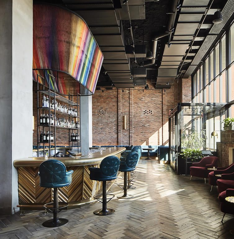 The williamsburg hotel brooklyn new york city design hotel for City hotel design