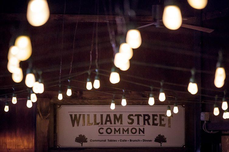 William Street Common — Philadelphia