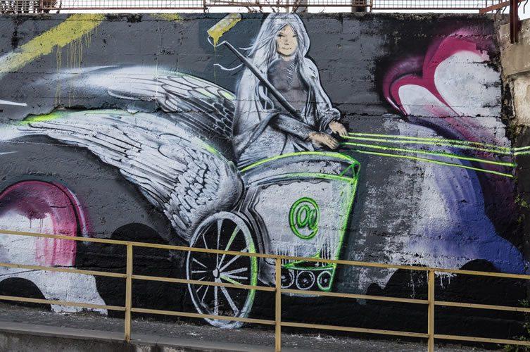 Frode Street Art