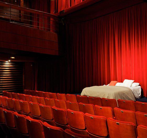 Sleep in a Cinema