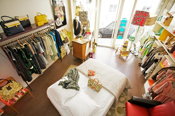 Sleep in a Boutique