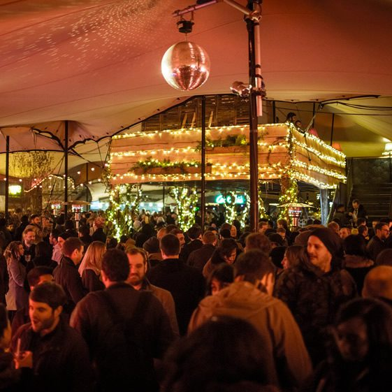 The Best of London's Festive Pop-Ups