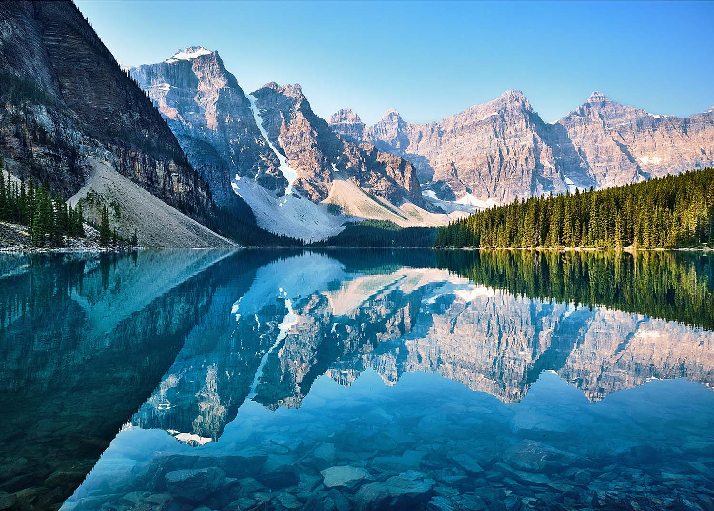 Banff, Canada. Photo, John Lee
