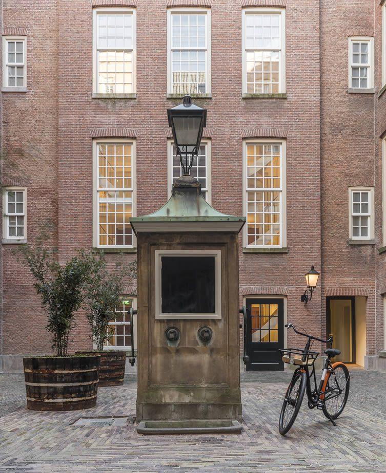 The Wittenberg Hotel Amsterdam