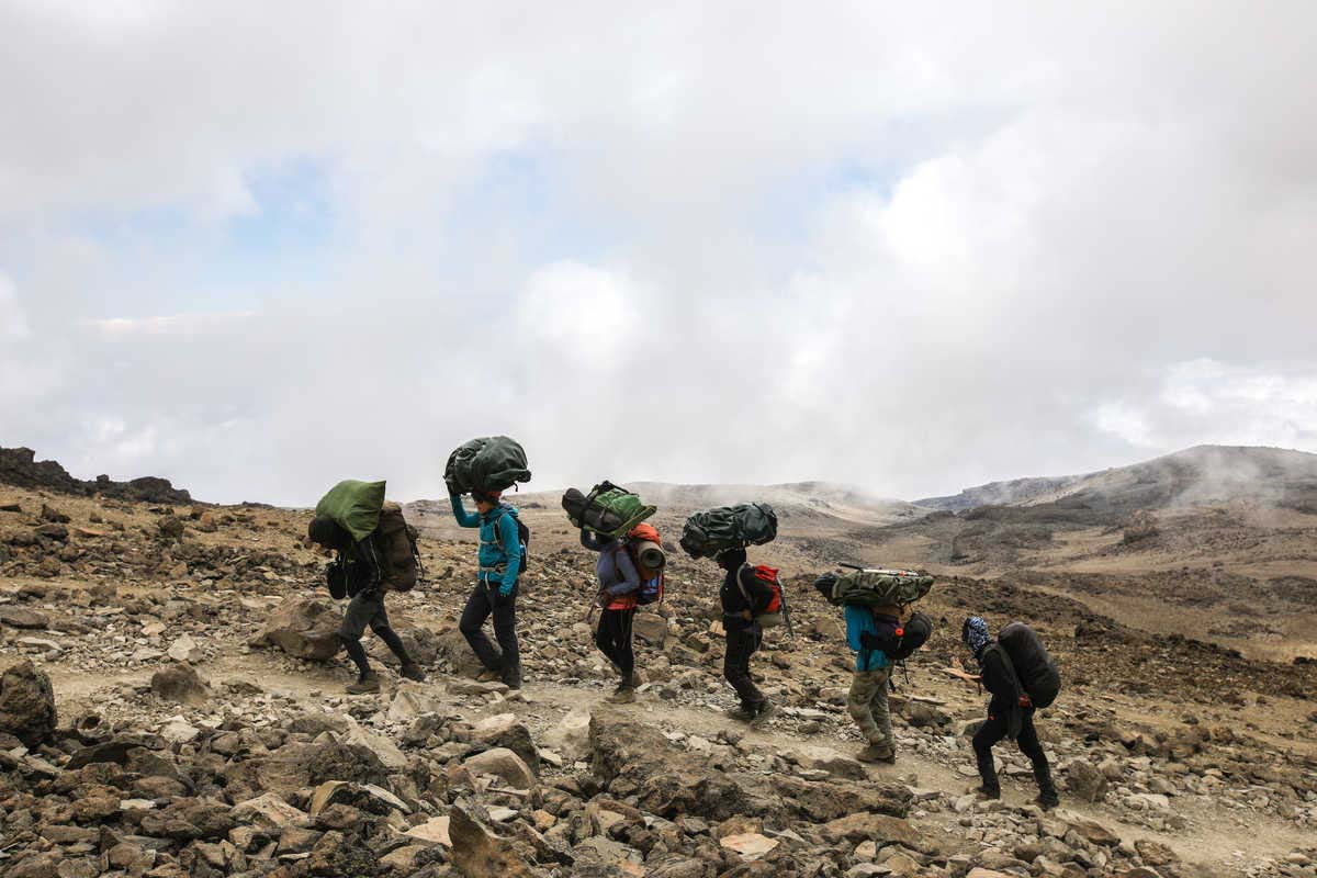 Women are Changing the Face of Mt. Kilimanjaro