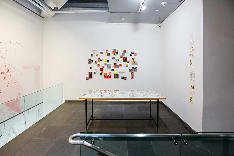 Women.Now. Exhibition at The Austrian Cultural Forum New York (ACFNY), curated by Sabine Fellner