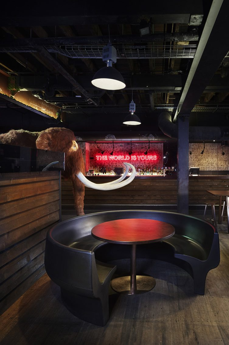 The Woolly Mammoth Alehouse — Fortitude Valley, Brisbane