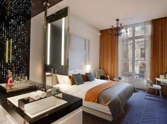 W paris op ra we heart for Hotel chaine paris