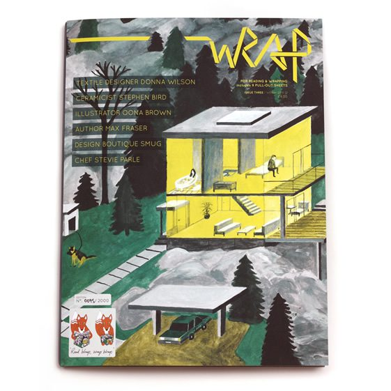 Wrap, Winter 2011-12