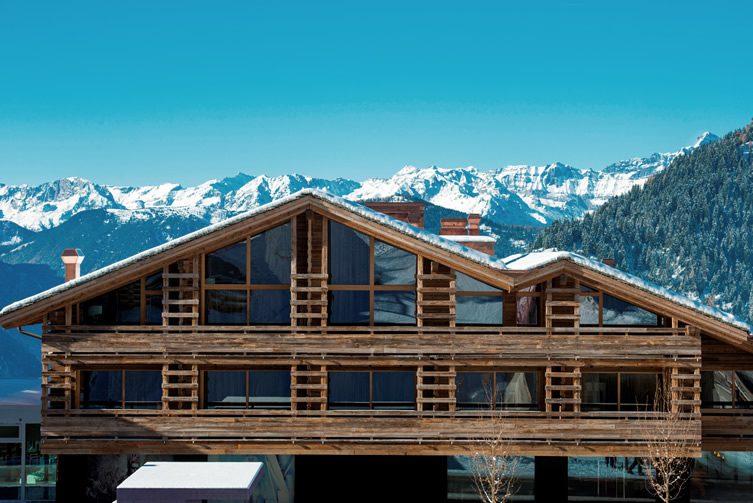 W Verbier, Alpine and Ski Retreat