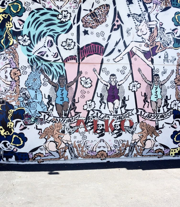 Wynwood Arts District — Miami