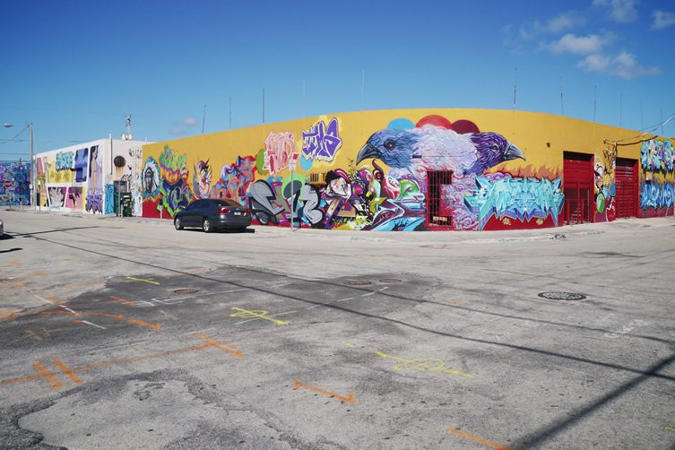 Wynwood Art District — Miami