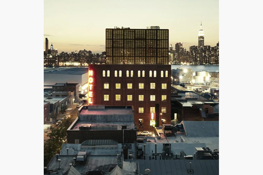 Wythe Hotel, Williamsburg
