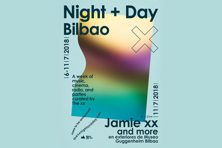 The xx, Night + Day Bilbao